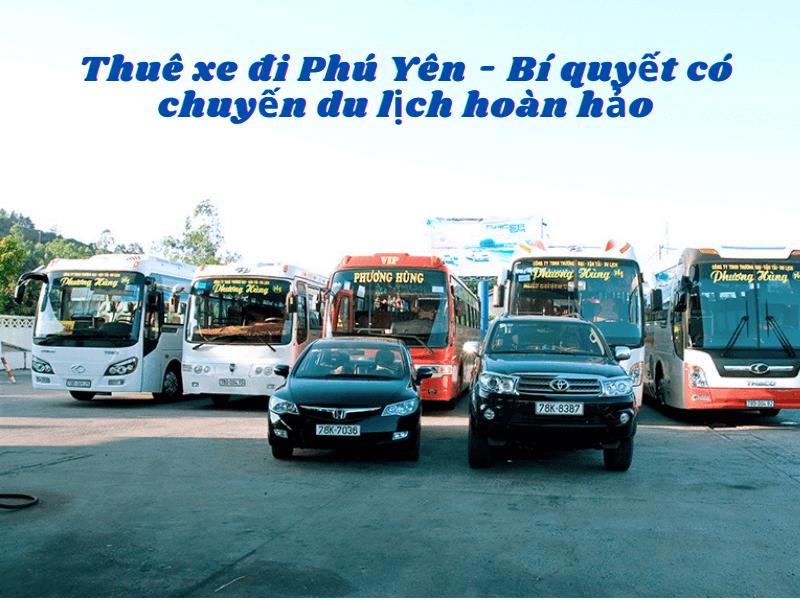 Thuê xe đi Phú Yên - Bí quyết có chuyến du lịch hoàn hảo 2